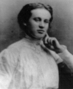 Alice Hamilton (aged approximately 20 years old)